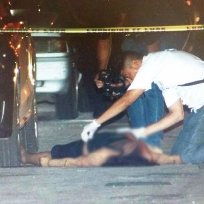 Tras discusión, muere mujer atropellada en el centro de Mérida al parecer por su propia pareja