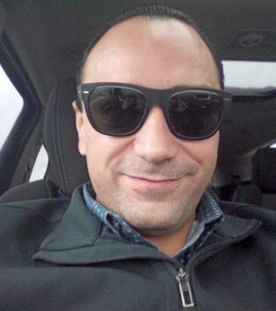 ANTICIPA GOBERNADOR MÁS DENUNCIAS: Por despojo de predios, Borge sí está bajo investigación, asegura Carlos Joaquín