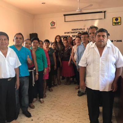 Discrimina presidente municipal de Lázaro Cárdenas a alcaldes de otros partidos