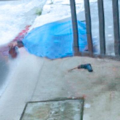 Con su arma de cargo, se suicida un policía estatal por motivos pasionales