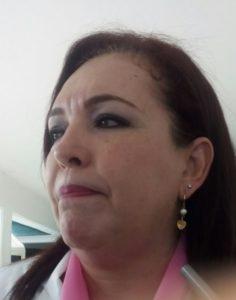 Macarena Carretero Valdivia, delegada del Instituto Quintanarroense de la Mujer en Benito Juárez.