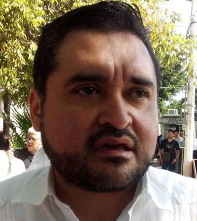 DESCARTA SECRETARIO RENUNCIAR: El borgista Mauricio Rodríguez Marrufo dice que pese a señalamientos por irregularidades no ha recibido notificación alguna