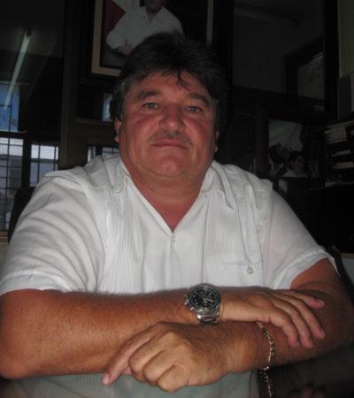 Rompeolas: 'Beto' y 'Wato', a la carga en Isla Mujeres