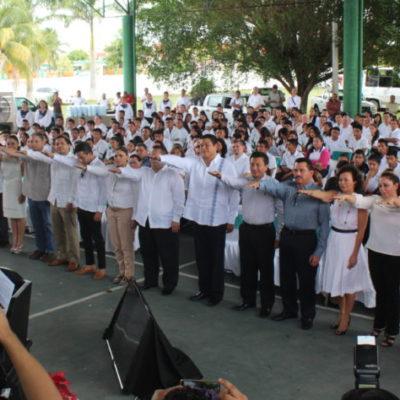 Secretario de Gobierno toma protesta a integrantes de Fundación y Patronato del Colegio de Bachilleres