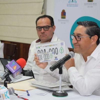 """""""SOY EL RESPONSABLE POLÍTICO"""": Sale titular de Sefiplan en defensa del emplacamiento vehicular y denuncia """"ataques"""" contra Carlos Joaquín"""