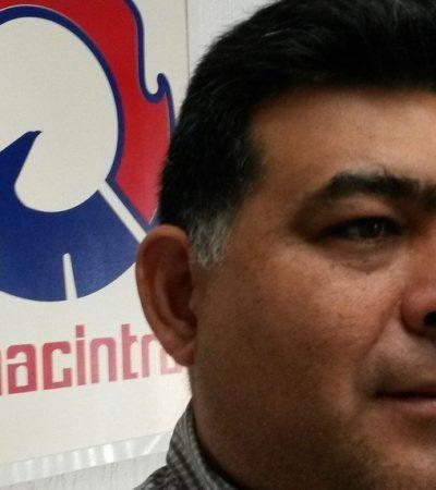 Cuestiona Canacintra proyecto de parque industrial en la Zona Sur de QR por no ser tomados en cuenta