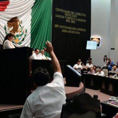 APRUEBA CONGRESO PRESUPUESTO DE CARLOS: Avalan diputados por unanimidad gasto por 26 mil 416 mdp para el 2017 como 'voto de confianza' al nuevo gobierno