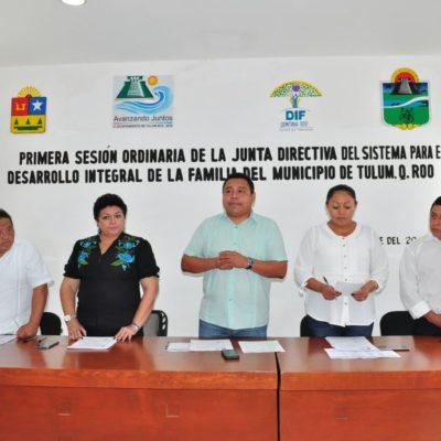Dan constancias a candidatos a que participarán en elección de delegados y subdelegados en comunidades de Tulum
