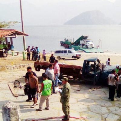 TRAGEDIA DE YUCATECOS EN CHIAPAS: Mueren 3 peregrinos guadalupanos de Tekax y un militar por falla de frenos