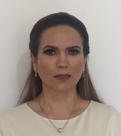 Queda una mujer como encargada de despacho de la Fiscalía General de Quintana Roo