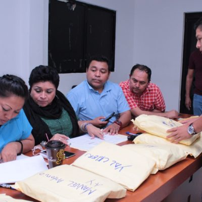 Sin contratiempos, concluyen elección de delegados y subdelegados en Tulum