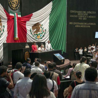 BUSCAN FISCAL SIN NEXOS CON BORGE: Con opiniones encontradas, inicia Congreso proceso para nombrar al sustituto de Álvarez Escalera