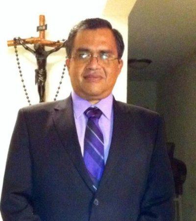 Rompeolas: Candidatean al chetumaleño Raúl Ojeda para Fiscal