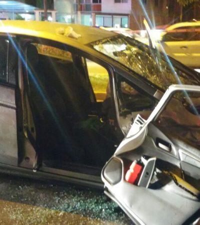 TRÁGICO ACCIDENTE EN LA KABAH: Una menor de 16 años muere tras choque de vehículos en Cancún