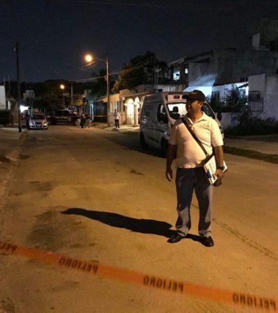 Confirma Fiscalía que mujer asesinada ayer en Cancún fue acuchillada y degollada; aún investigan a su pareja