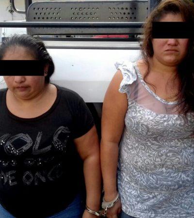 VECINOS EVITAN ROBO DE BEBÉ: Casi linchan a a dos mujeres cuando intentaban llevarse a una menor en la Región 251 de Cancún