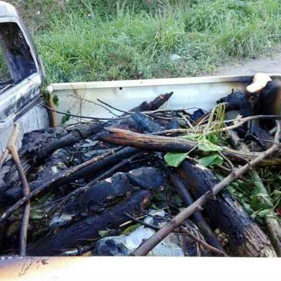 Policías ejecutados y calcinados en Zihuatanejo investigaban un caso sobre el crimen organizado en la región, dicen