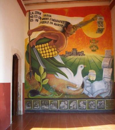 La nueva relación del Estado de Quintana Roo con el pueblo maya: salidas del museo etnográfico y la entrada a un pueblo en marcha   Por Gilberto Avilez Tax