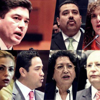 TERMINAN LEGISLADORES EL AÑO EN LA OPACIDAD: Senadores y diputados por QR cojean de la transparencia y no presentan su '3 de 3'