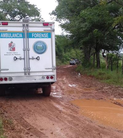 Hallan asesinadas a balazos a dos mujeres en las inmediaciones de Villahermosa