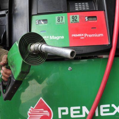 LIBERARÁN GASOLINA EN LA PENÍNSULA MAYA HASTA DENTRO DE UN AÑO: Aprueban calendario para flexibilización de precios a partir de marzo, pero de forma escalonada