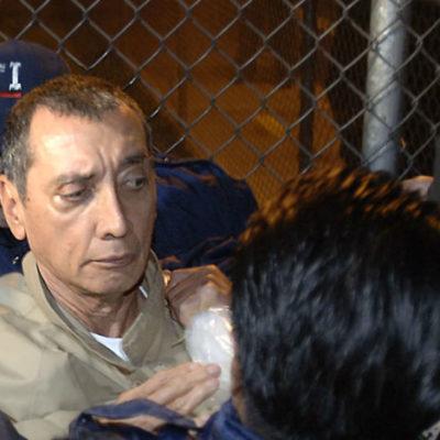 Piden a Osorio Chong cambio de penal para Mario Villanueva