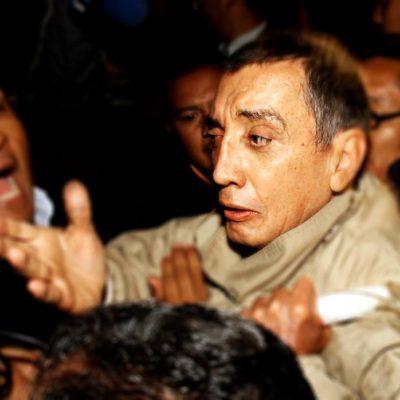 Familiares de Mario Villanueva aún no reciben un reporte actualizado del estado luego de salir de prisión en EU