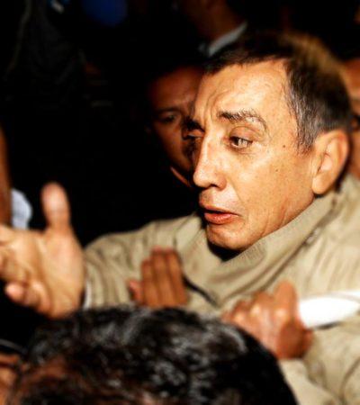 QUE SIEMPRE SÍ SE ACORDARON DE MARIO: Perseguido por un presidente priista, ahora priistas piden que a Mario Villanueva le respeten sus derechos
