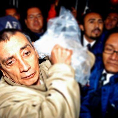 Entrega Mario Villanueva Madrid pruebas al Congreso de QR para que agilicen análisis y fijen postura sobre su caso