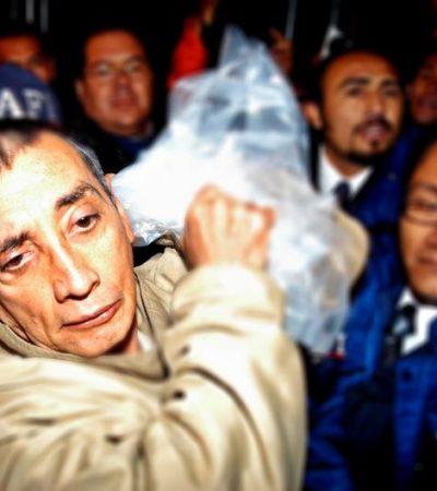 PRELIMINAR | MARIO VILLANUEVA, POR LLEGAR A MÉXICO: Esperan arribo en menos de una hora del ex Gobernador de QR a la terminal 2 del aeropuerto de la CDMX