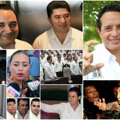 LOS 10 PERSONAJES DEL 2016: Resumen de un año atípico en Quintana Roo a partir de sus protagonistas