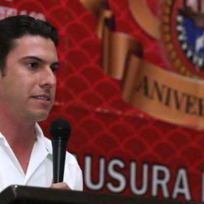 Se compromete Remberto Estrada a vigilar a Aguakán