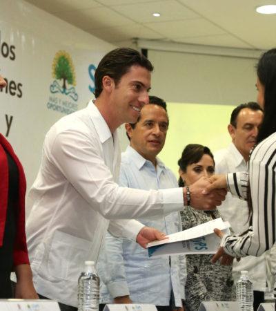 Valora Remberto Estrada aportación de trabajadores al crecimiento de Cancún