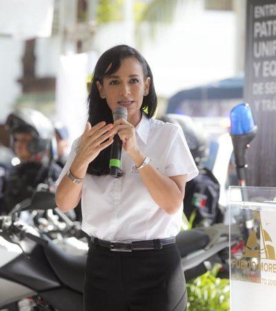 Ve Alcaldesa 'balance positivo' en sus primeros 100 días al frente del Gobierno de Puerto Morelos