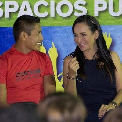 Busca Alcaldesa de Puerto Morelos abrir una bolsa de trabajo digital para apoyar a jóvenes