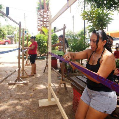 Anticipan entrega de recursos para equipamiento de artesanos de Puerto Morelos