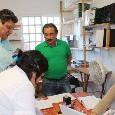Activan programa de prevención de incendios forestales en territorio de Puerto Morelos