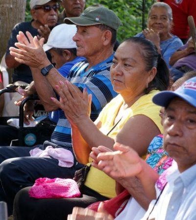 Concentrarán atención en grupos vulnerables en Puerto Morelos, dice Alcaldesa