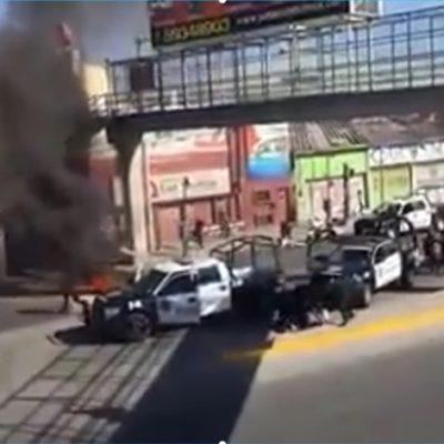 SALDO ROJO POR SAQUEOS: Un policía muerto y 200 detenidos por vandalismo con el pretexto del gasolinazo