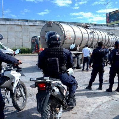 Disminuyen delitos en Puerto Morelos, dice Seguridad Pública