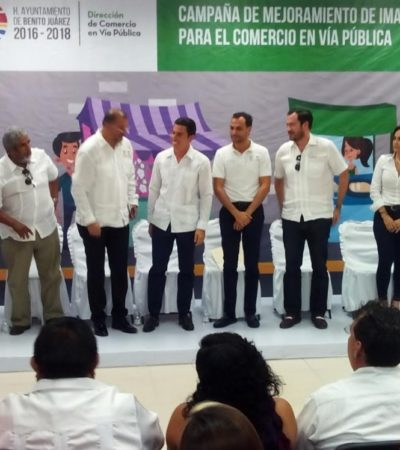 Luego de disturbios en Cancún, llama Alcalde a mantener la paz social