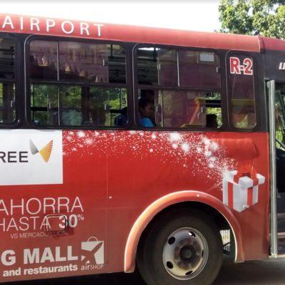 Empieza el paro de transportistas en Quintana Roo