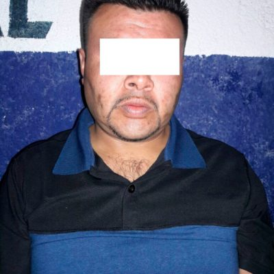 Detienen a 2 hombres armados en la Zona Hotelera de Cancún