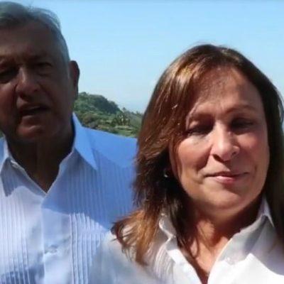 Da AMLO 'recomendaciones' a Peña Nieto para revertir el gasolinazo y reducir gasto superfluo del Gobierno