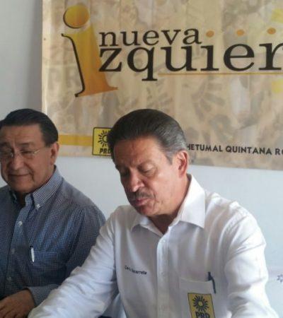 """""""A TODOS LOS SANTITOS LES LLEGA SU DÍA"""": Pide PRD no desesperar ante compromisos pendientes de Carlos Joaquín para castigar a ex funcionarios"""