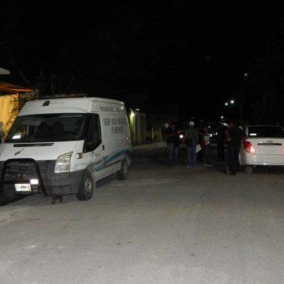 Hallan a hombre asesinado en el interior de una vivienda del fraccionamiento Las Palmas I de Playa del Carmen