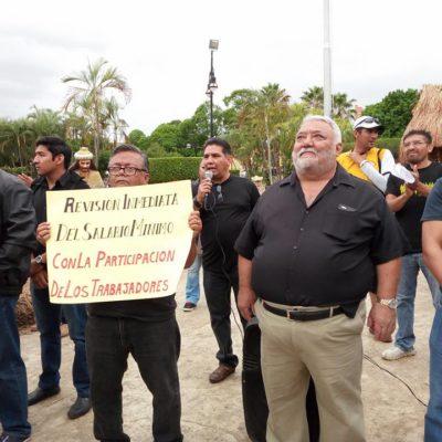 En protesta por gasolinazo, perredistas dejarán pasar vehículos sin pagar en carretera de cuota Mérida-Cancún