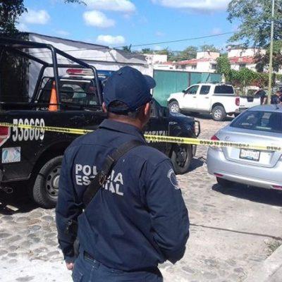 BALACERA EN TABASCO 2000: Video muestra intento de asalto en la zona de negocios de Villahermosa