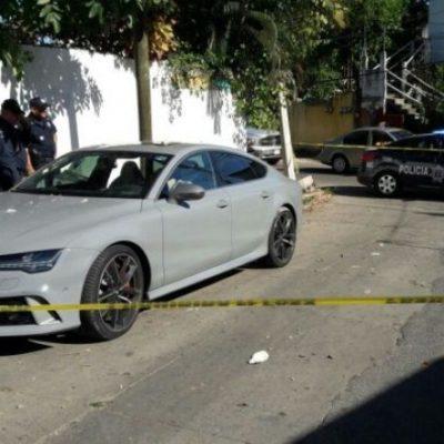 ASESINAN A EMPRESARIO EN TABASCO: Recibe un balazo en la cabeza dentro de lujoso auto en Villahermosa