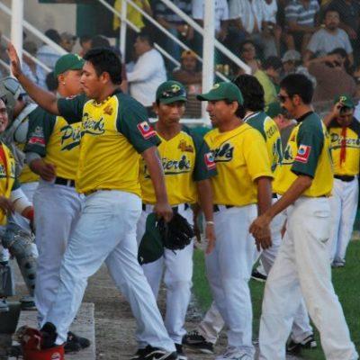 COZUMEL, A LA CONQUISTA DE MÉRIDA: Los Piñeros, a un paso de la serie final de la Liga Estatal Naxon Zapata de Invierno
